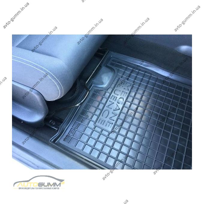 Автомобильные коврики в салон Renault Megane 3 2009- Hatchback (Avto-Gumm)