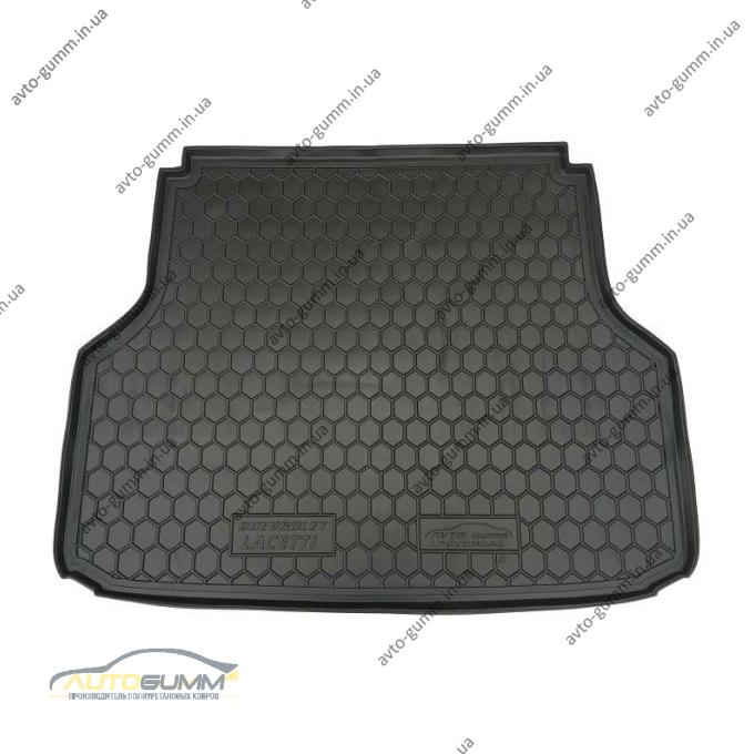 Автомобильный коврик в багажник Chevrolet Lacetti 2004- Wagon (Avto-Gumm)