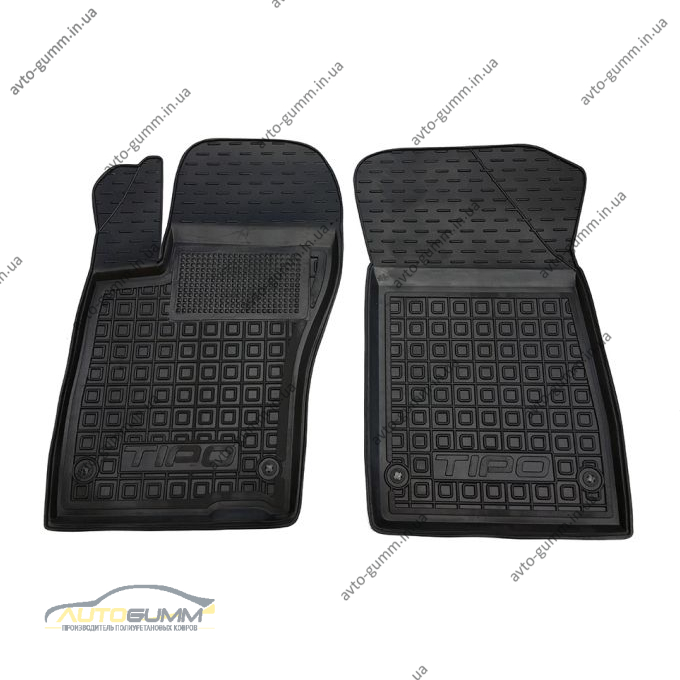 Передние коврики в автомобиль Fiat Tipo 2016- Sedan (Avto-Gumm)