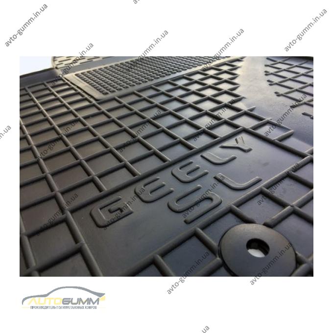 Автомобильные коврики в салон Geely SL 2011- (Avto-Gumm)