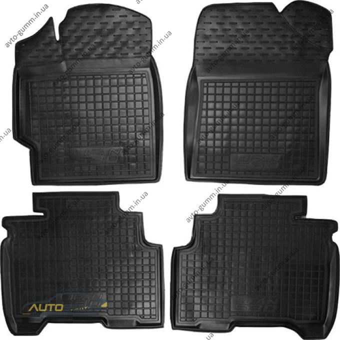 Автомобильные коврики в салон Lifan 530 2013- (Avto-Gumm)