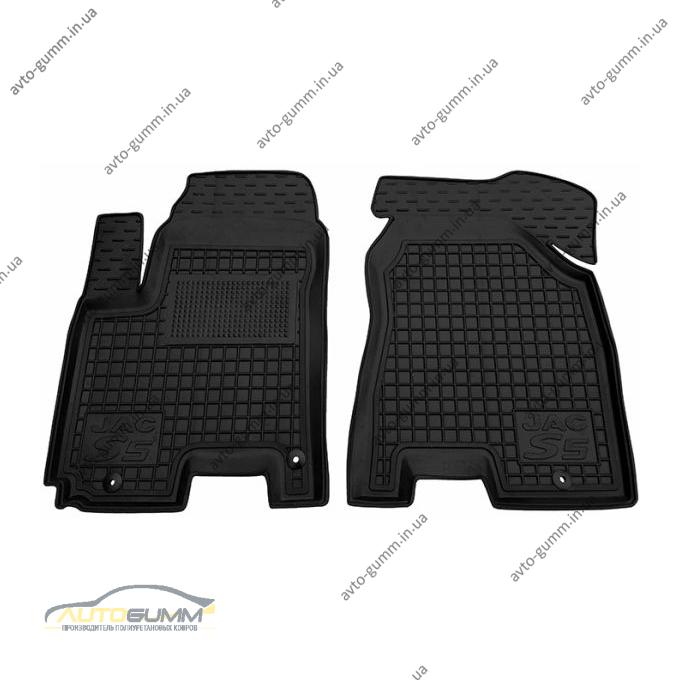 Передние коврики в автомобиль JAC S5 2012- (Avto-Gumm)