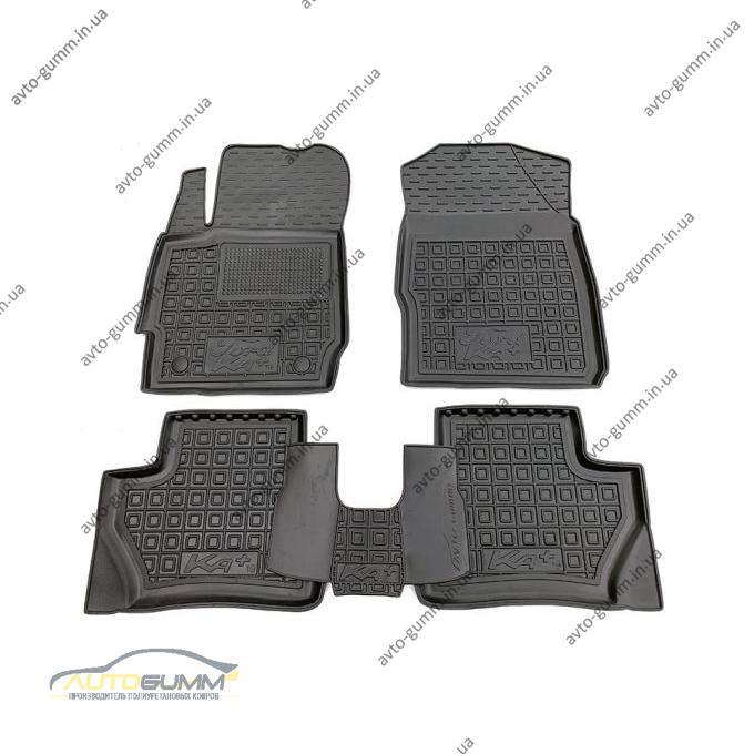 Автомобильные коврики в салон Ford Ka+ 2019- (Avto-Gumm)