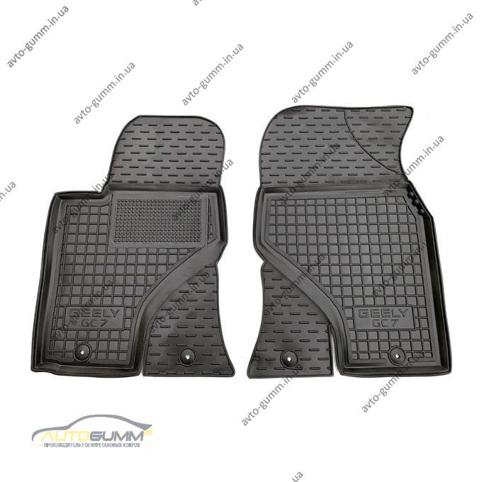 Передние коврики в автомобиль Geely GC7 2015- (Avto-Gumm)