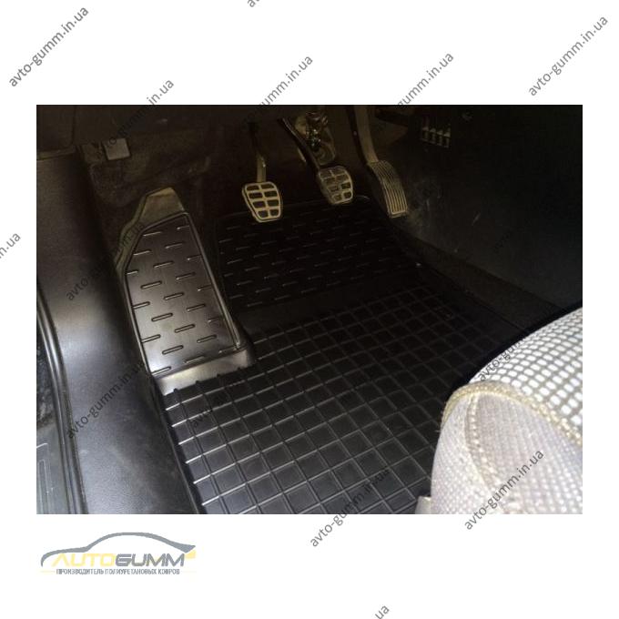 Автомобильные коврики в салон Chery M11 2008- (Avto-Gumm)