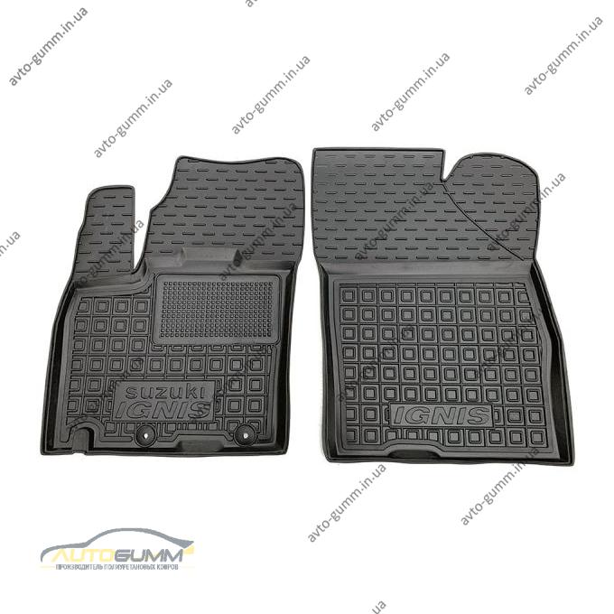 Передние коврики в автомобиль Suzuki Ignis 2020- (AVTO-Gumm)