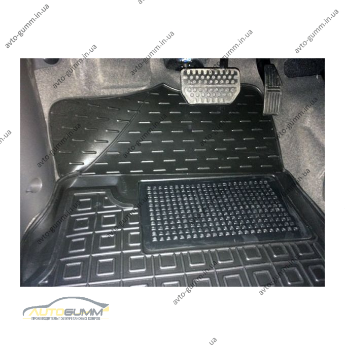 Водительский коврик в салон Ravon R2 2012- (Avto-Gumm)