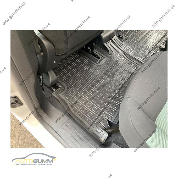 Автомобильные коврики в салон Peugeot Rifter 19-/Citroen Berlingo 19- TOP (Avto-Gumm)