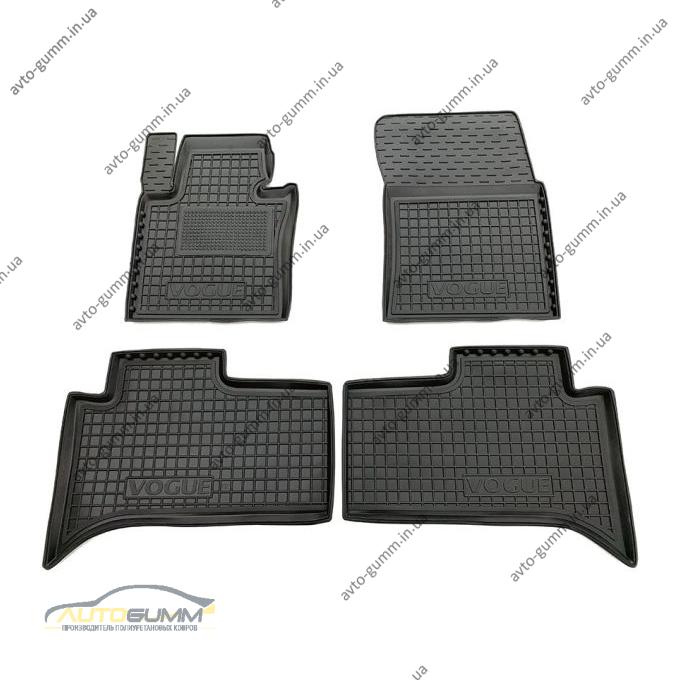 Автомобильные коврики в салон Range Rover 2002-2012 (Avto-Gumm)