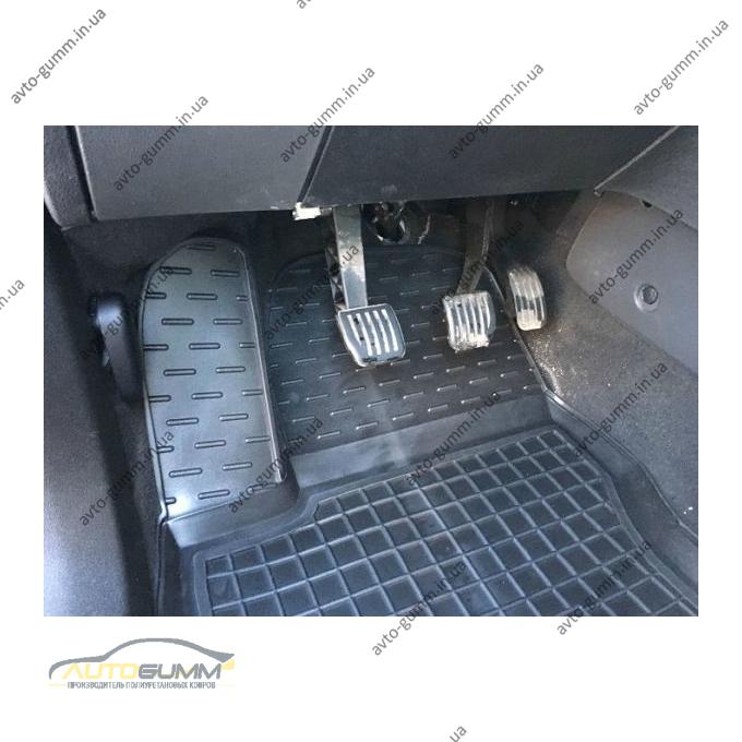 Автомобильные коврики в салон Ford Mondeo 2007-2014 (Avto-Gumm)