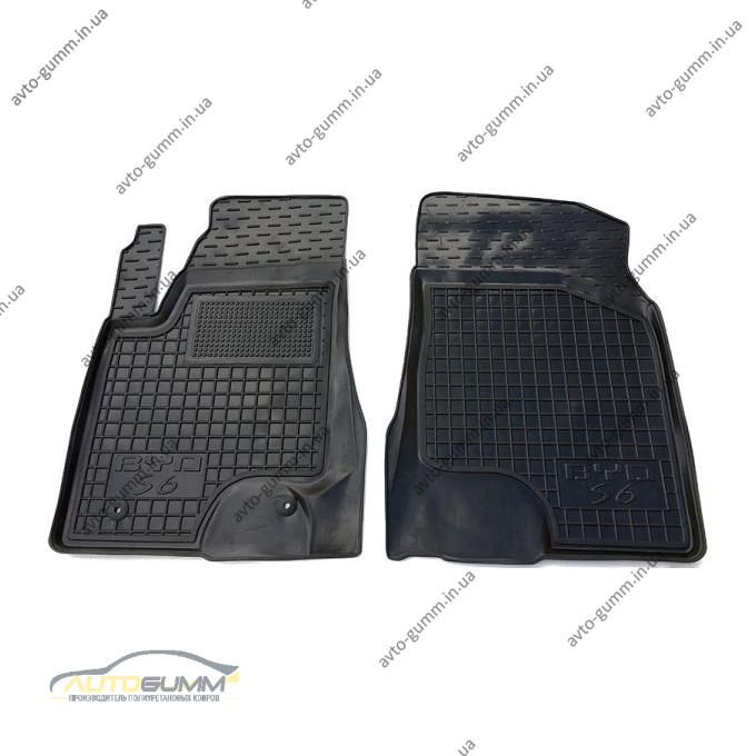 Передние коврики в автомобиль BYD S6 2011- (Avto-Gumm)