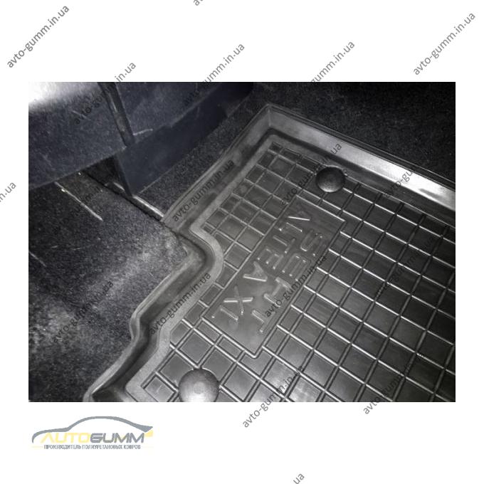 Автомобильные коврики в салон Seat Altea/Altea XL 2004- (Avto-Gumm)