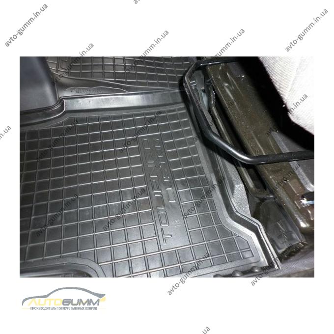 Автомобільні килимки в салон Ford Custom 2012- (1+1) (Avto-Gumm)