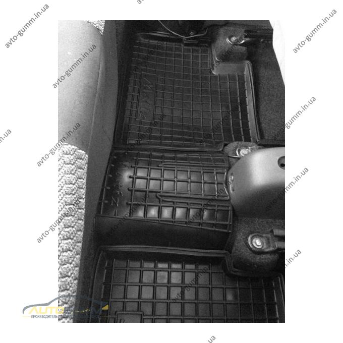 Автомобильные коврики в салон Daewoo Matiz 1998- (Avto-Gumm)