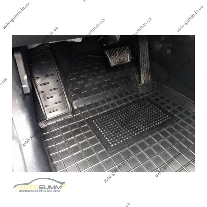 Передние коврики в автомобиль Kia Ceed (JD) 2012- (Avto-Gumm)