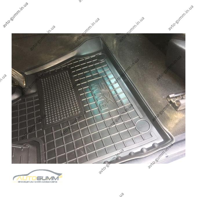 Передние коврики в автомобиль BMW X5 (E53) 2000-2007 (Avto-Gumm)