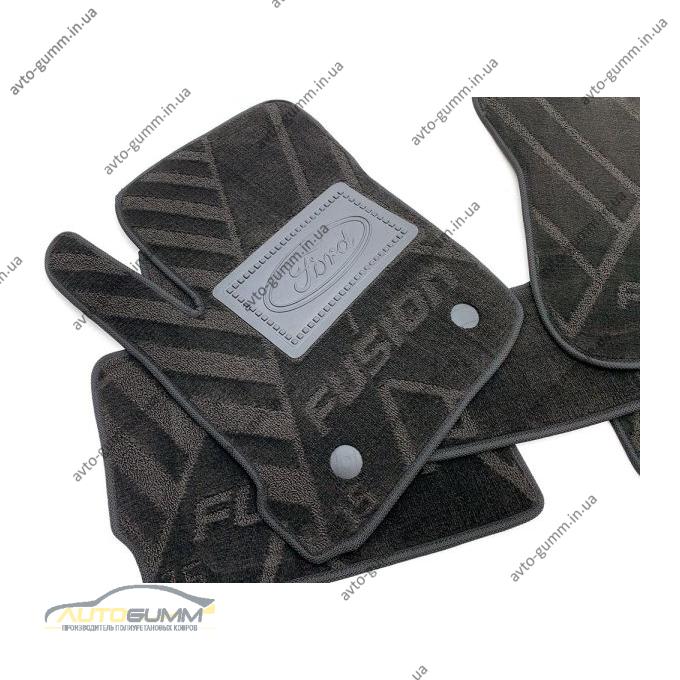 Текстильные коврики в салон Ford Fusion 2013- (AVTO-Tex)