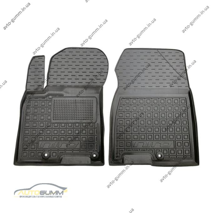 Передние коврики в автомобиль Kia Niro 2017- (Avto-Gumm)