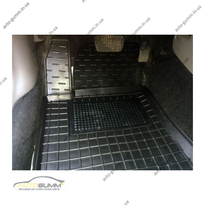 Водительский коврик в салон Subaru Forester 2 2002-2008 (Avto-Gumm)