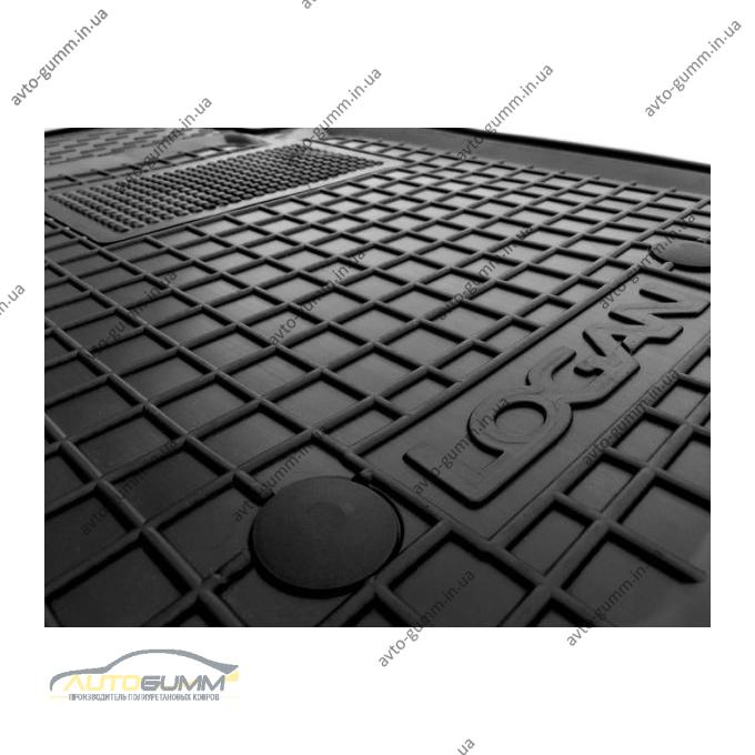Автомобильные коврики в салон Renault Logan 2008-2013 MCV (Avto-Gumm)