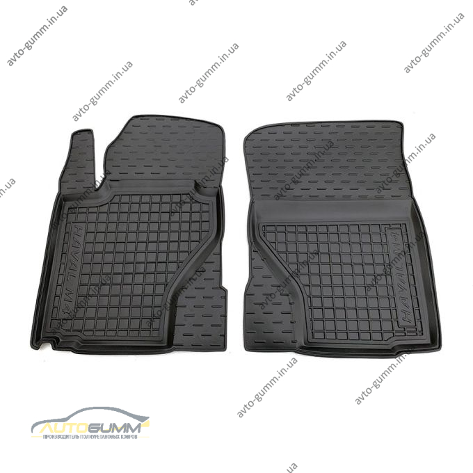 Передние коврики в автомобиль Great Wall Haval M4 2012- (Avto-Gumm)