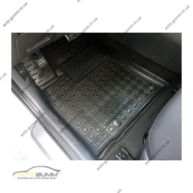 Водительский коврик в салон Hyundai IONIQ hybrid 2017- (Avto-Gumm)