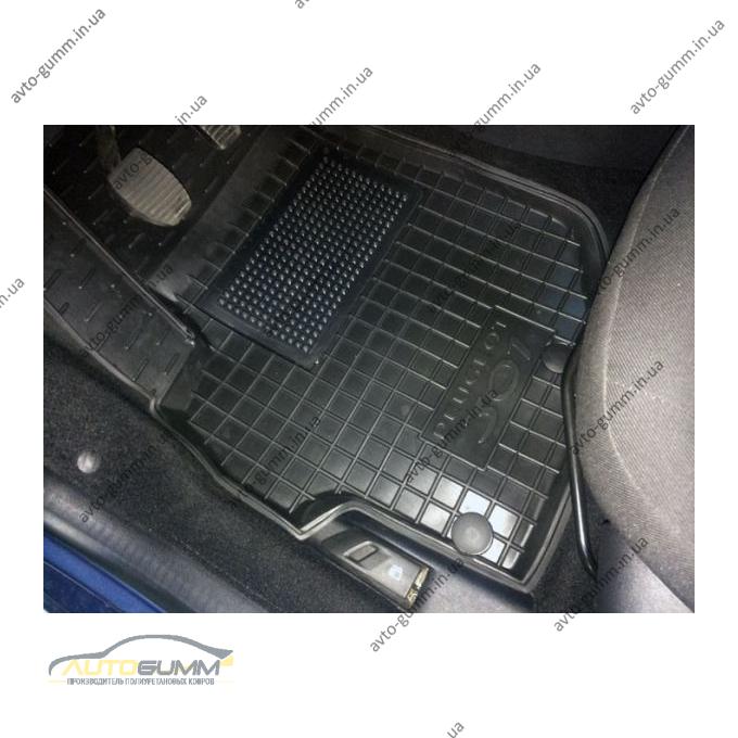 Автомобильные коврики в салон Peugeot 301 2013- (Avto-Gumm)