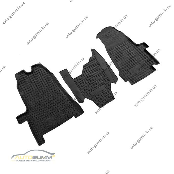 Автомобильные коврики в салон Ford Transit (mk6) 2006- (Avto-Gumm)