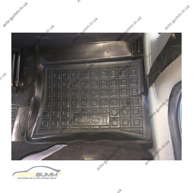 Автомобильные коврики в салон Renault Symbol/Clio 2002- (Avto-Gumm)