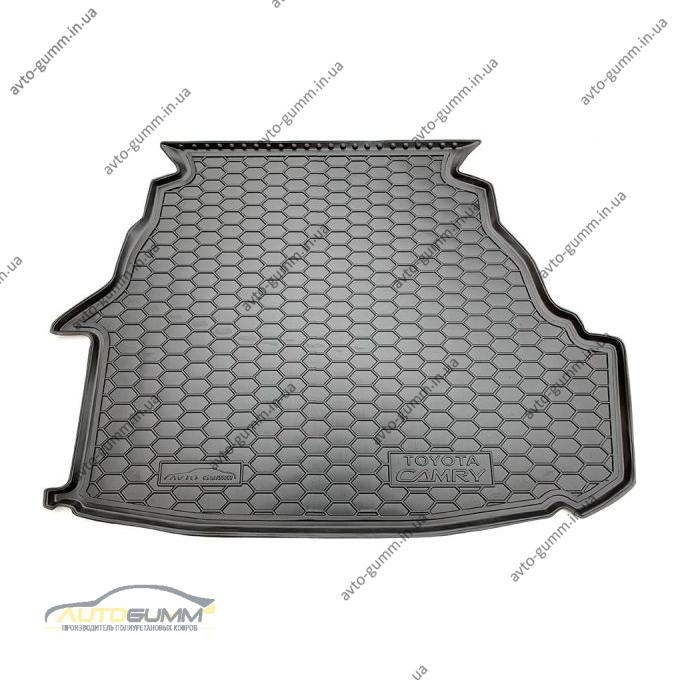 Автомобильный коврик в багажник Toyota Camry 20 1997-2001 (Avto-Gumm)