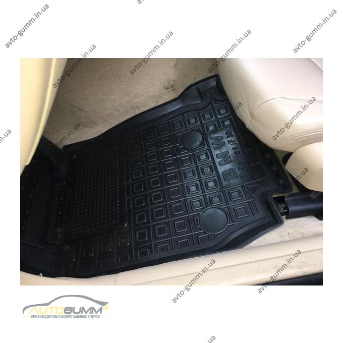 Водительский коврик в салон BMW 3 (F30) 2012- (Avto-Gumm)