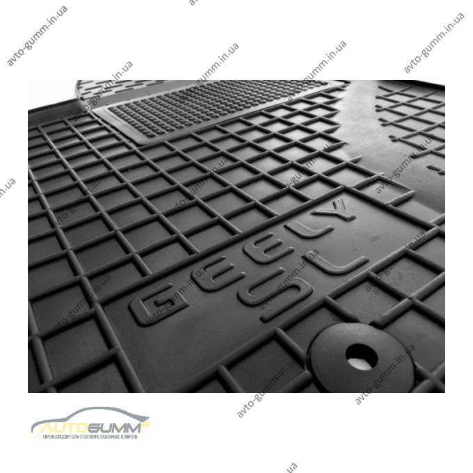 Водительский коврик в салон Geely SL 2011- (Avto-Gumm)