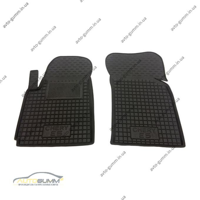 Передние коврики в автомобиль Chery E5 2013- (Avto-Gumm)
