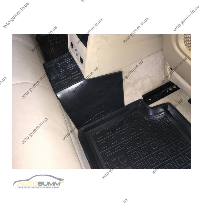 Автомобільні килимки в салон BMW 3 (F30) 2012- (Avto-Gumm)