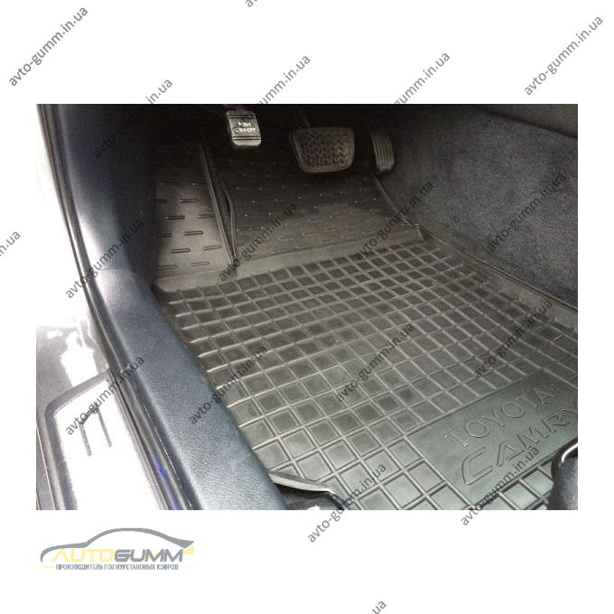 Автомобильные коврики в салон Toyota Camry 50 2011- (Avto-Gumm)