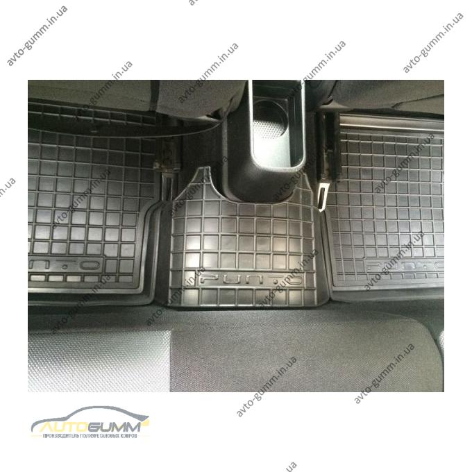 Автомобильные коврики в салон Fiat Punto 2005- (Avto-Gumm)