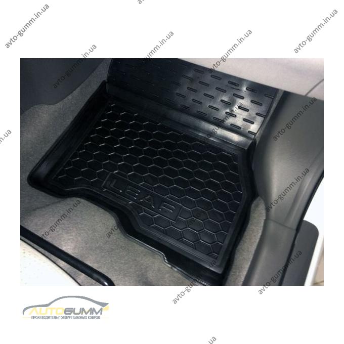 Автомобильные коврики в салон Nissan Leaf 2012-/2018- (Avto-Gumm)