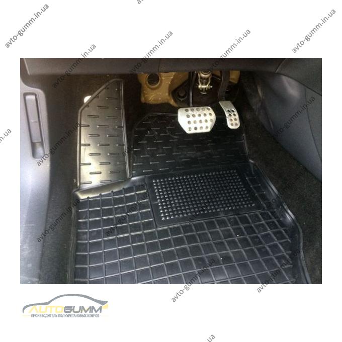 Передние коврики в автомобиль Peugeot 308 2008- (Avto-Gumm)