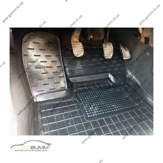 Автомобильные коврики в салон Renault Logan 2004-2013 Sedan (Avto-Gumm)
