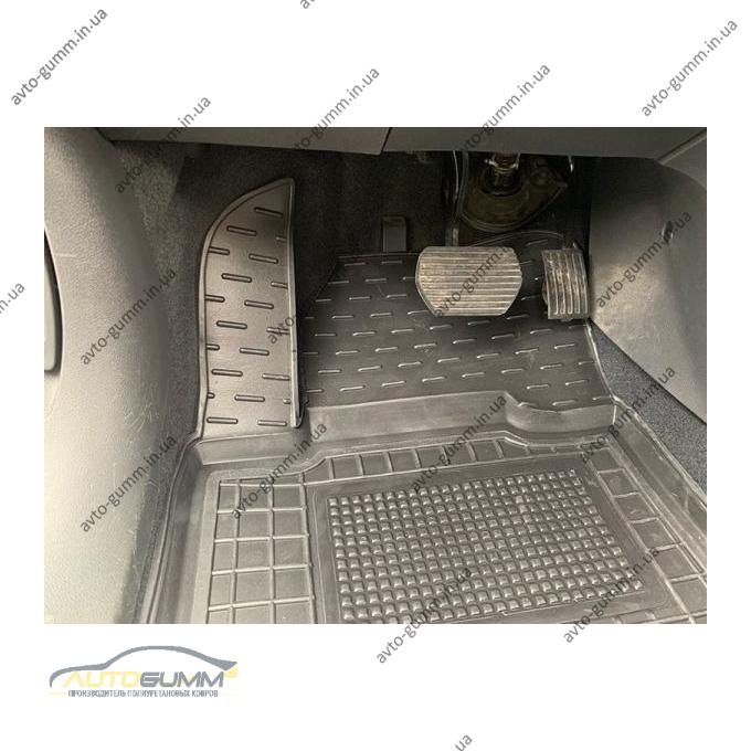 Водительский коврик в салон Peugeot 508 2011- (Avto-Gumm)
