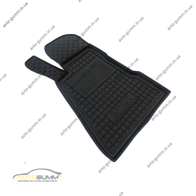 Водительский коврик в салон Smart (452) Roadster (Avto-Gumm)
