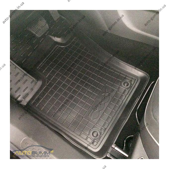 Автомобильные коврики в салон Fiat 500X 2015- (Avto-Gumm)