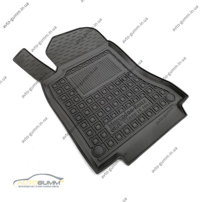 Водительский коврик в салон Mercedes GLA (X156) 2015- (Avto-Gumm)