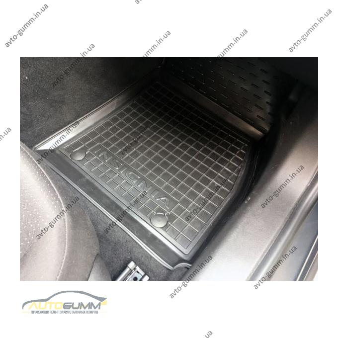 Передние коврики в автомобиль Opel Insignia 2009- (Avto-Gumm)