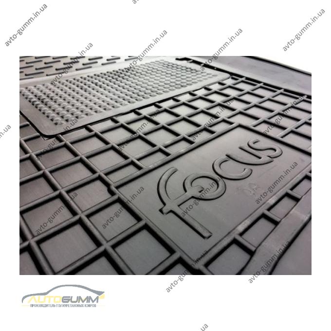 Автомобильные коврики в салон Ford Focus 1998-2004 (Avto-Gumm)