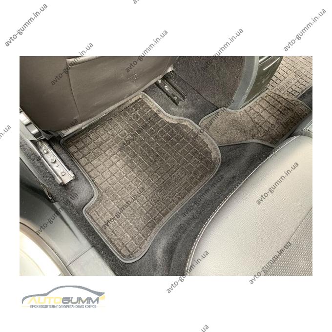 Гибридные коврики в салон Skoda Octavia A5 2004- (AVTO-Gumm)