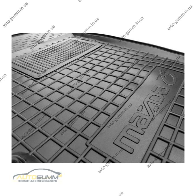 Водительский коврик в салон Mazda 6 2007-2013 (Avto-Gumm)