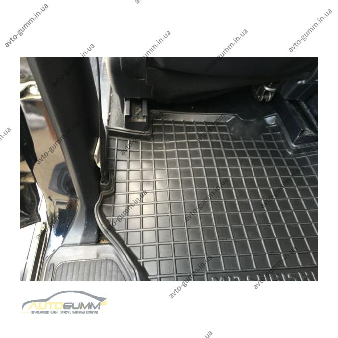 Автомобильные коврики в салон Mitsubishi Pajero Wagon 3/4 99-/07- (Avto-Gumm)