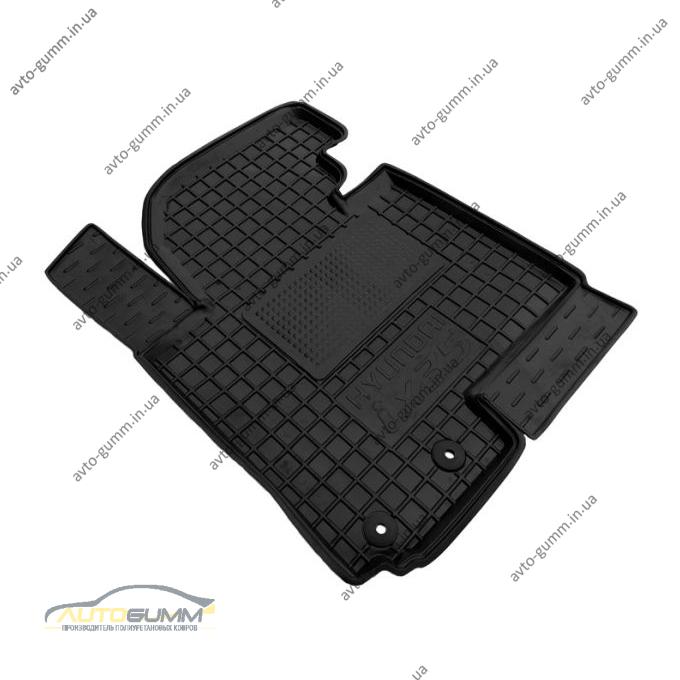 Передние коврики в автомобиль Hyundai ix35 2010- (Avto-Gumm)