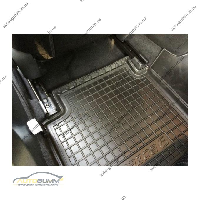 Автомобильные коврики в салон Mazda 6 2013- (Avto-Gumm)